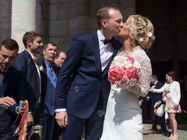 Le mariage de Joïc et Priscilla à Baume-les-Dames, Doubs 26