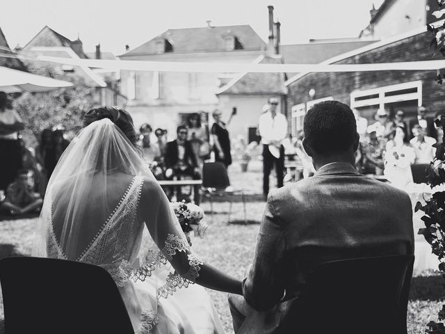 Le mariage de Landry et Manel à Lignières, Loir-et-Cher 34