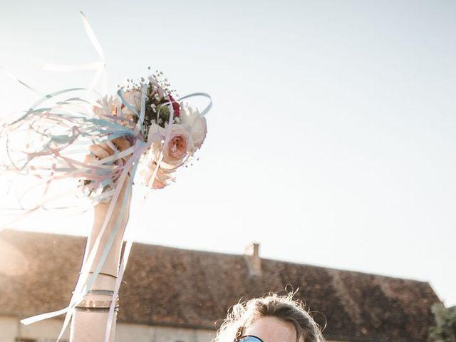 Le mariage de Landry et Manel à Lignières, Loir-et-Cher 56