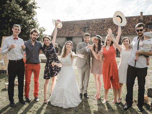 Le mariage de Landry et Manel à Lignières, Loir-et-Cher 59