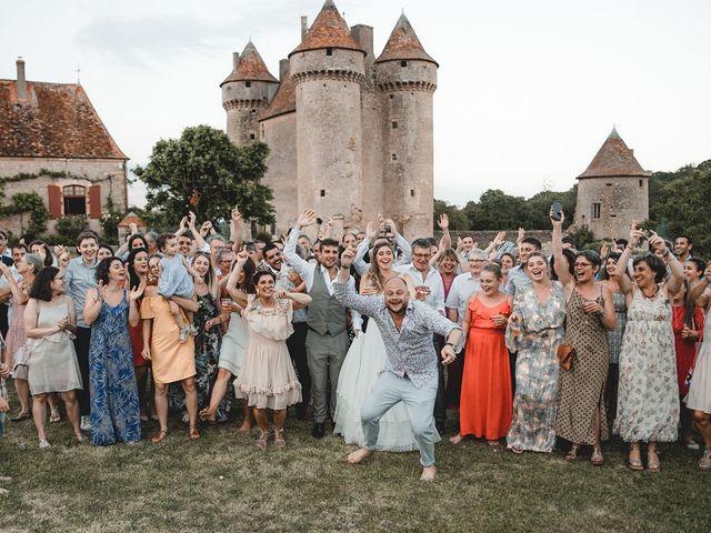 Le mariage de Landry et Manel à Lignières, Loir-et-Cher 60