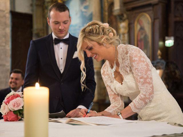 Le mariage de Joïc et Priscilla à Baume-les-Dames, Doubs 33