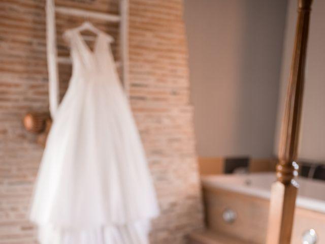 Le mariage de Frédéric et Coralie à Tilh, Landes 6