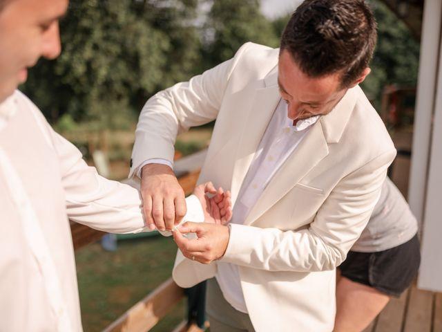 Le mariage de Frédéric et Coralie à Tilh, Landes 15
