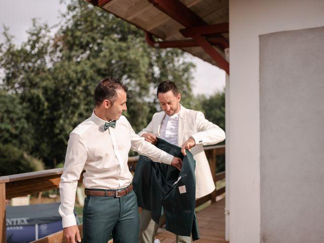 Le mariage de Frédéric et Coralie à Tilh, Landes 17