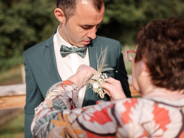 Le mariage de Frédéric et Coralie à Tilh, Landes 19
