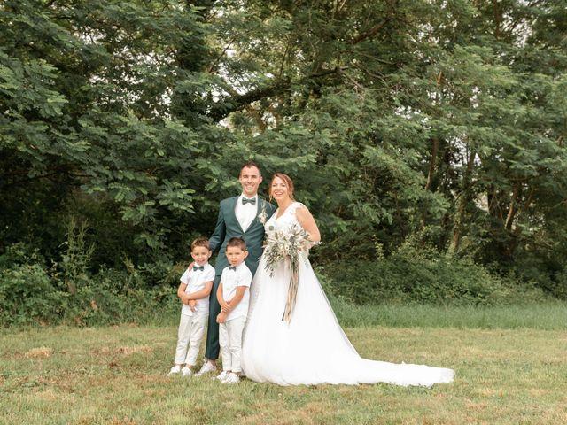 Le mariage de Frédéric et Coralie à Tilh, Landes 23