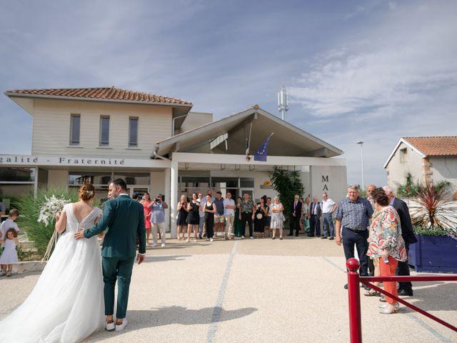 Le mariage de Frédéric et Coralie à Tilh, Landes 26