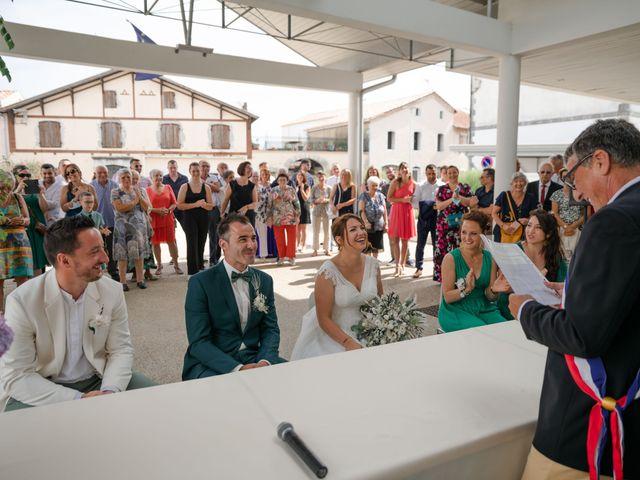 Le mariage de Frédéric et Coralie à Tilh, Landes 29