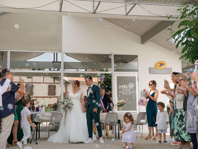 Le mariage de Frédéric et Coralie à Tilh, Landes 31