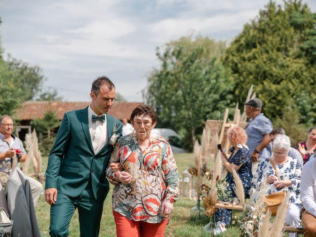 Le mariage de Frédéric et Coralie à Tilh, Landes 32
