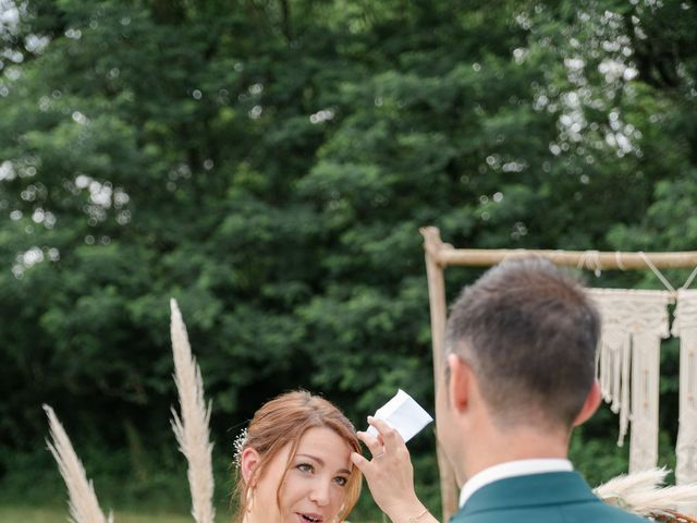 Le mariage de Frédéric et Coralie à Tilh, Landes 37