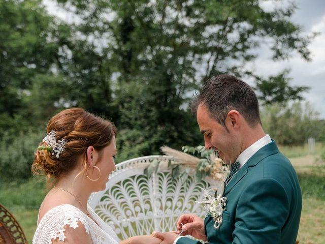 Le mariage de Frédéric et Coralie à Tilh, Landes 40