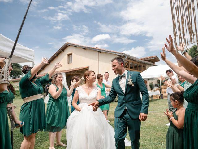 Le mariage de Frédéric et Coralie à Tilh, Landes 44