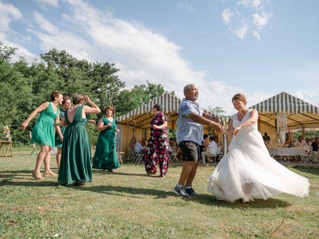 Le mariage de Frédéric et Coralie à Tilh, Landes 46