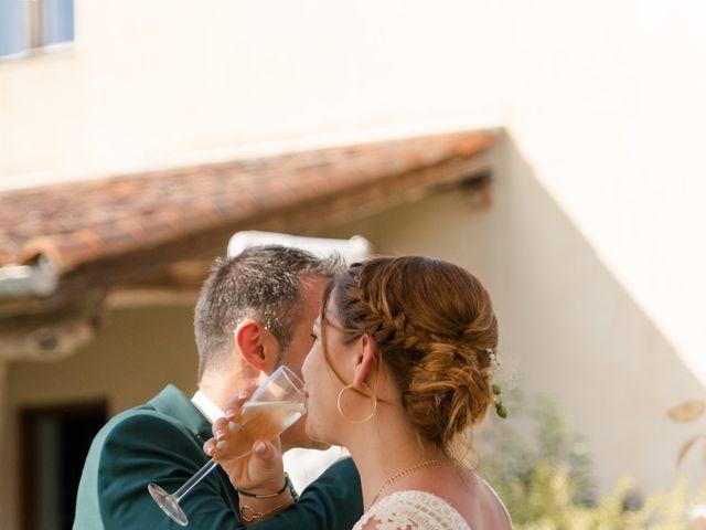 Le mariage de Frédéric et Coralie à Tilh, Landes 48