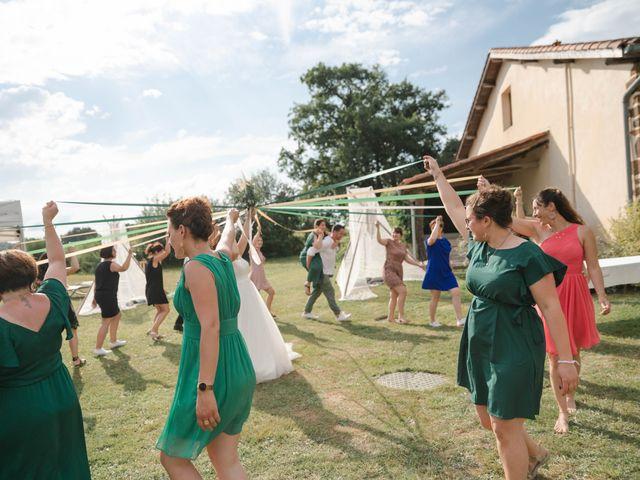 Le mariage de Frédéric et Coralie à Tilh, Landes 49