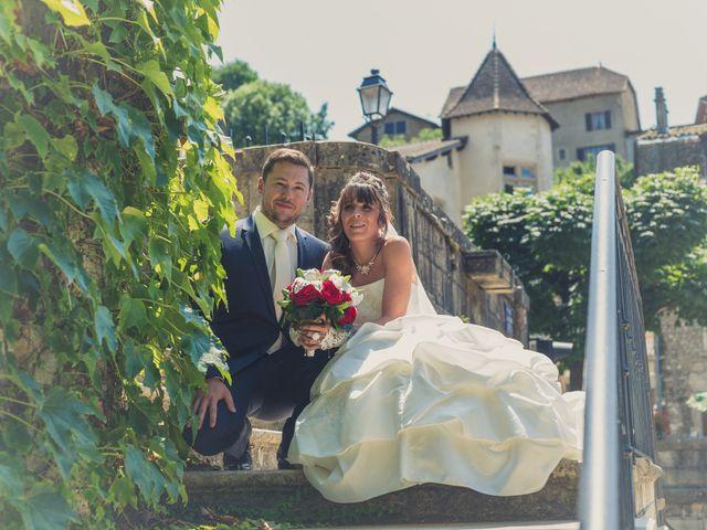 Le mariage de Florian et Sylviane à Montcarra, Isère 1