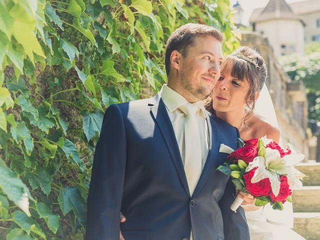 Le mariage de Florian et Sylviane à Montcarra, Isère 2