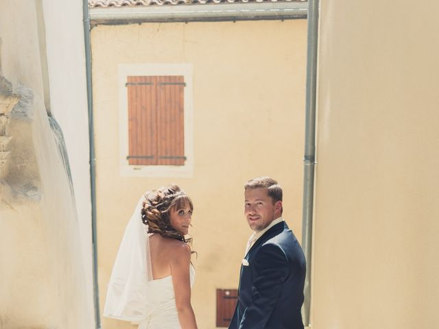 Le mariage de Florian et Sylviane à Montcarra, Isère 11
