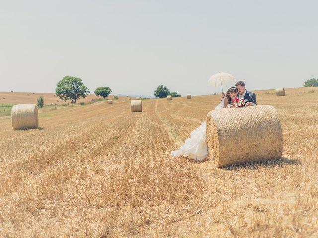 Le mariage de Florian et Sylviane à Montcarra, Isère 14