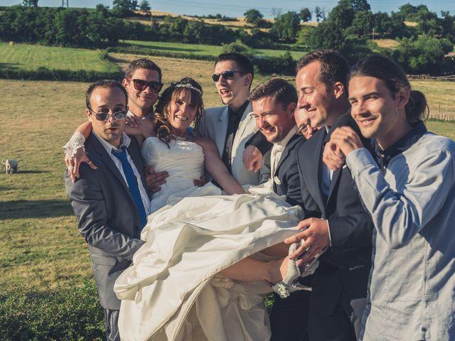 Le mariage de Florian et Sylviane à Montcarra, Isère 19