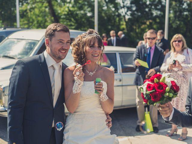 Le mariage de Florian et Sylviane à Montcarra, Isère 27
