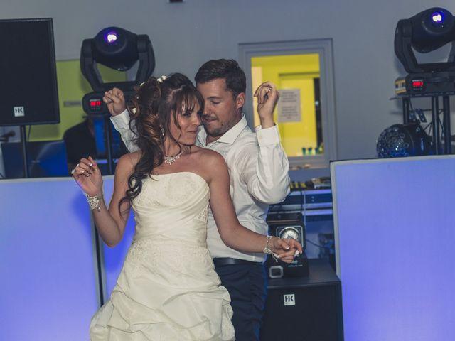 Le mariage de Florian et Sylviane à Montcarra, Isère 36