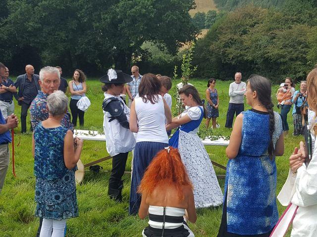 Le mariage de Ronan et Wendy à Brasparts, Finistère 14