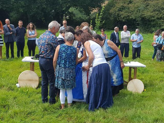 Le mariage de Ronan et Wendy à Brasparts, Finistère 15