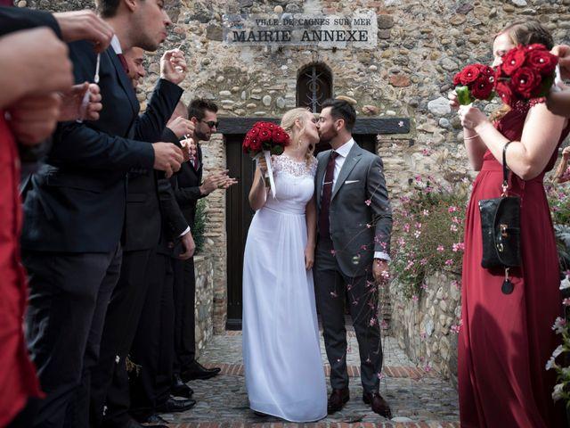 Le mariage de Andrea et Stéphanie à Cagnes-sur-Mer, Alpes-Maritimes 8