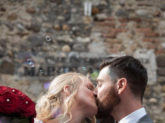 Le mariage de Andrea et Stéphanie à Cagnes-sur-Mer, Alpes-Maritimes 9