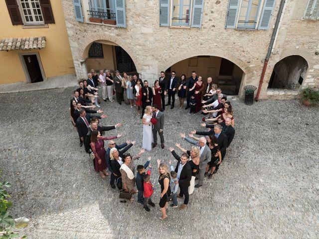 Le mariage de Andrea et Stéphanie à Cagnes-sur-Mer, Alpes-Maritimes 10
