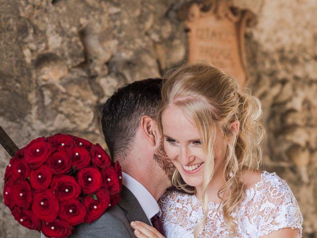 Le mariage de Andrea et Stéphanie à Cagnes-sur-Mer, Alpes-Maritimes 14