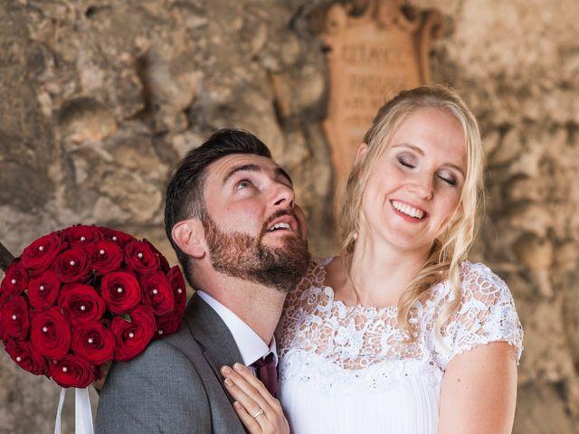 Le mariage de Andrea et Stéphanie à Cagnes-sur-Mer, Alpes-Maritimes 15