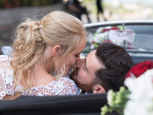 Le mariage de Andrea et Stéphanie à Cagnes-sur-Mer, Alpes-Maritimes 18