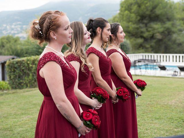Le mariage de Andrea et Stéphanie à Cagnes-sur-Mer, Alpes-Maritimes 24