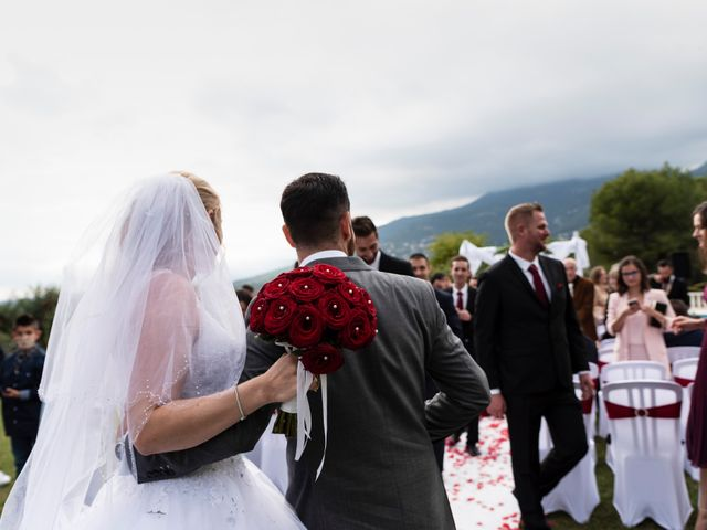 Le mariage de Andrea et Stéphanie à Cagnes-sur-Mer, Alpes-Maritimes 29