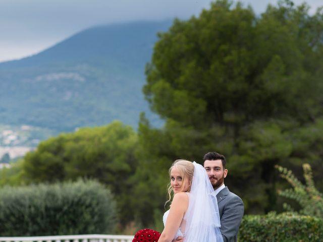Le mariage de Andrea et Stéphanie à Cagnes-sur-Mer, Alpes-Maritimes 36