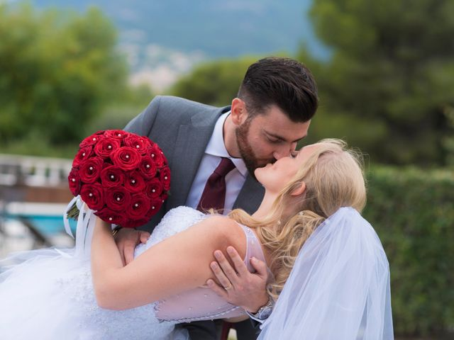 Le mariage de Andrea et Stéphanie à Cagnes-sur-Mer, Alpes-Maritimes 1