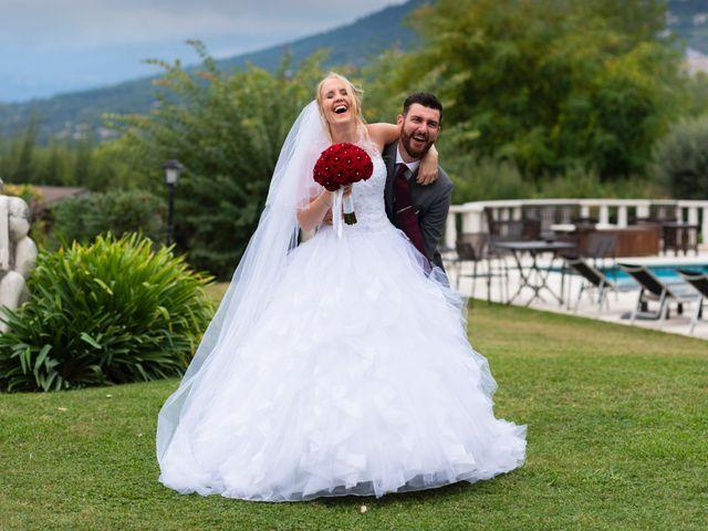 Le mariage de Andrea et Stéphanie à Cagnes-sur-Mer, Alpes-Maritimes 40