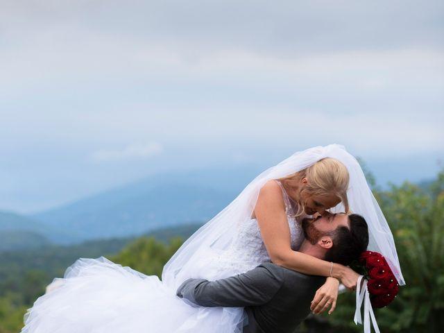 Le mariage de Andrea et Stéphanie à Cagnes-sur-Mer, Alpes-Maritimes 2