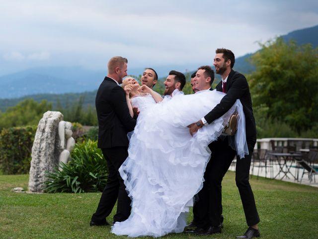 Le mariage de Andrea et Stéphanie à Cagnes-sur-Mer, Alpes-Maritimes 41
