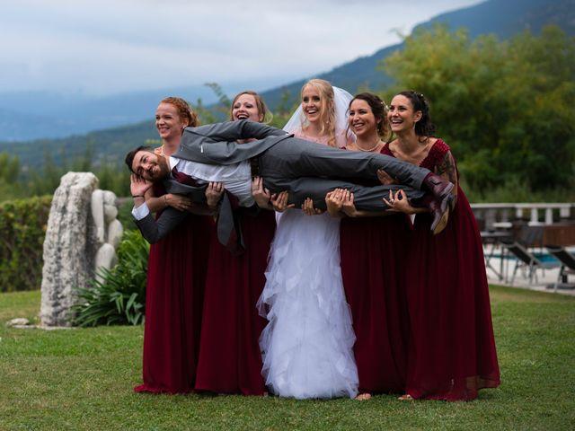 Le mariage de Andrea et Stéphanie à Cagnes-sur-Mer, Alpes-Maritimes 42