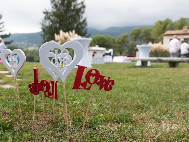 Le mariage de Andrea et Stéphanie à Cagnes-sur-Mer, Alpes-Maritimes 61
