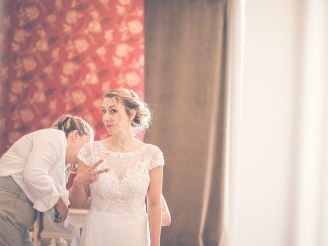 Le mariage de Matthieu et Aurélie à Septème, Isère 15