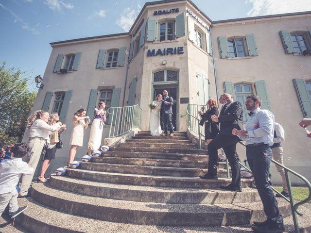 Le mariage de Matthieu et Aurélie à Septème, Isère 21