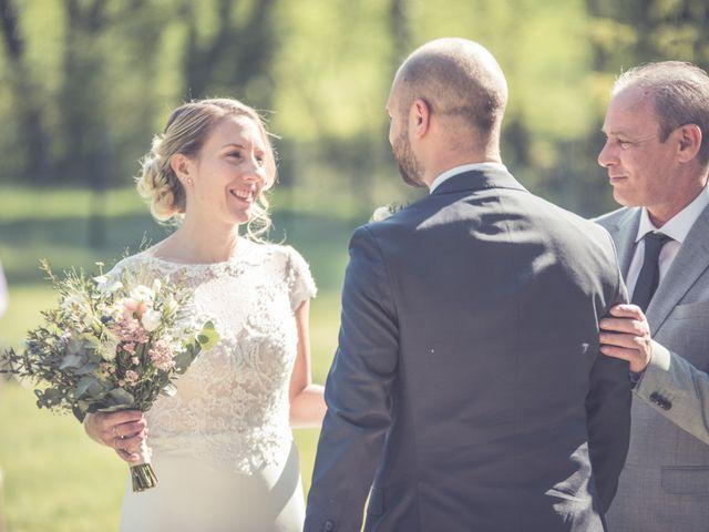 Le mariage de Matthieu et Aurélie à Septème, Isère 37