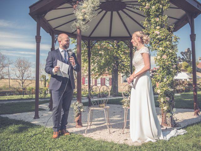 Le mariage de Matthieu et Aurélie à Septème, Isère 39
