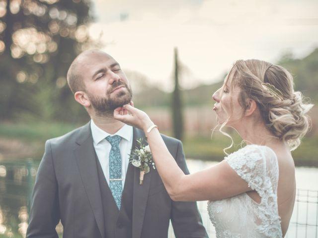 Le mariage de Matthieu et Aurélie à Septème, Isère 45